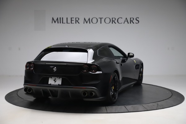 Used 2018 Ferrari GTC4Lusso for sale $209,900 at Maserati of Greenwich in Greenwich CT 06830 7