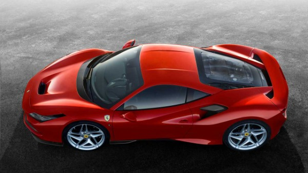 New 2020 Ferrari F8 Tributo for sale Call for price at Maserati of Greenwich in Greenwich CT 06830 2