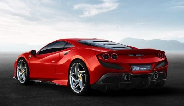 New 2020 Ferrari F8 Tributo for sale Call for price at Maserati of Greenwich in Greenwich CT 06830 3
