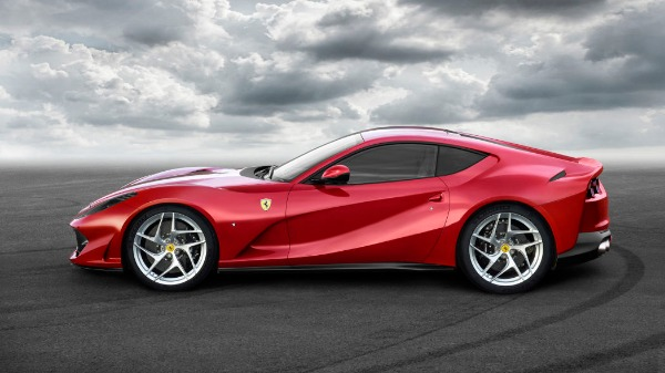 New 2021 Ferrari 812 Superfast for sale Call for price at Maserati of Greenwich in Greenwich CT 06830 2