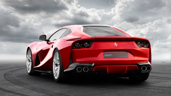 New 2021 Ferrari 812 Superfast for sale Call for price at Maserati of Greenwich in Greenwich CT 06830 3