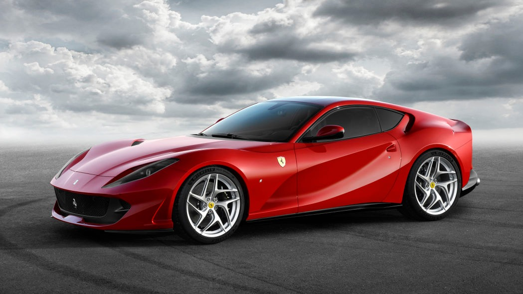 New 2020 Ferrari 812 Superfast for sale Call for price at Maserati of Greenwich in Greenwich CT 06830 1