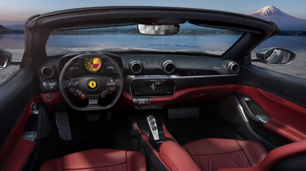 New 2020 Ferrari Portofino for sale Call for price at Maserati of Greenwich in Greenwich CT 06830 4