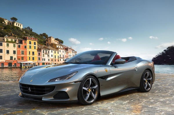 New 2020 Ferrari Portofino for sale Call for price at Maserati of Greenwich in Greenwich CT 06830 1