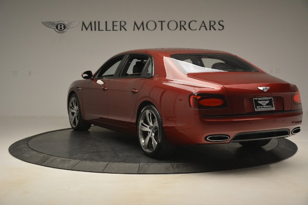 Used 2018 Bentley Flying Spur W12 S for sale Sold at Maserati of Greenwich in Greenwich CT 06830 5