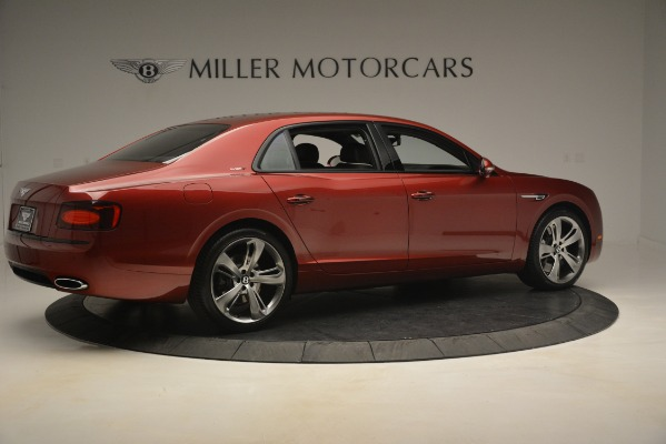 Used 2018 Bentley Flying Spur W12 S for sale Sold at Maserati of Greenwich in Greenwich CT 06830 8