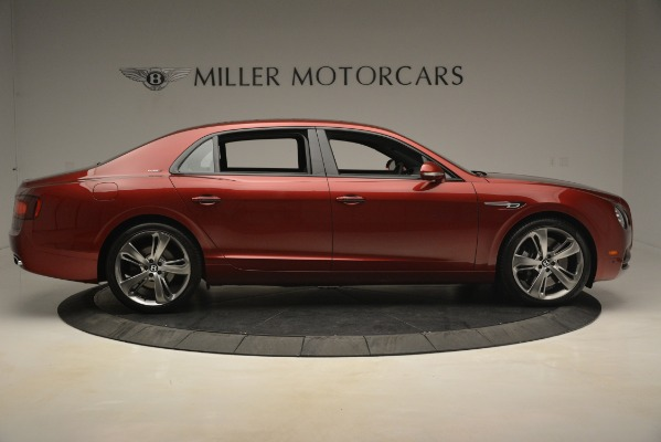 Used 2018 Bentley Flying Spur W12 S for sale Sold at Maserati of Greenwich in Greenwich CT 06830 9