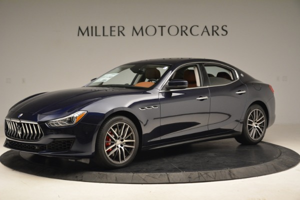 Used 2019 Maserati Ghibli S Q4 for sale $61,900 at Maserati of Greenwich in Greenwich CT 06830 2