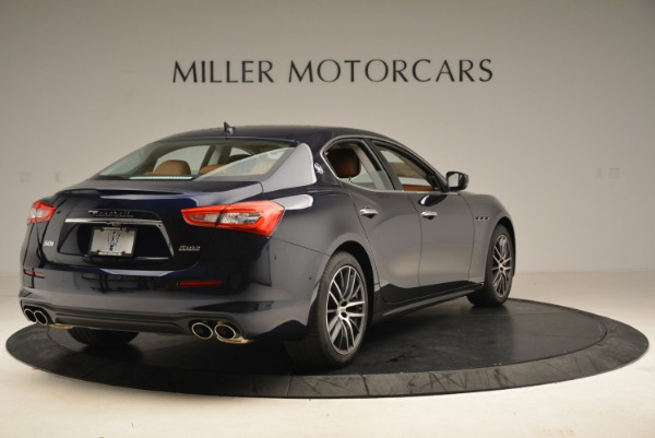 Used 2019 Maserati Ghibli S Q4 for sale $61,900 at Maserati of Greenwich in Greenwich CT 06830 7