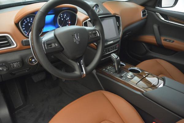 New 2019 Maserati Ghibli S Q4 for sale $61,900 at Maserati of Greenwich in Greenwich CT 06830 13