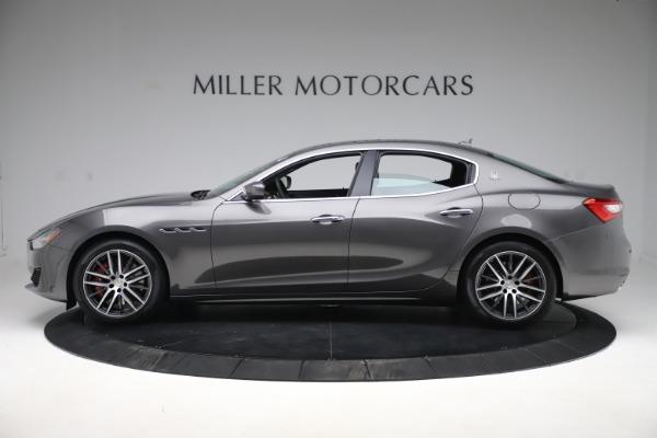 New 2019 Maserati Ghibli S Q4 for sale $61,900 at Maserati of Greenwich in Greenwich CT 06830 3