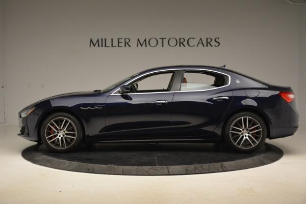 New 2019 Maserati Ghibli S Q4 for sale Sold at Maserati of Greenwich in Greenwich CT 06830 3