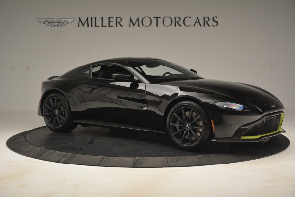 New 2019 Aston Martin Vantage Coupe for sale Sold at Maserati of Greenwich in Greenwich CT 06830 11