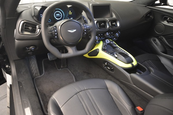 New 2019 Aston Martin Vantage Coupe for sale Sold at Maserati of Greenwich in Greenwich CT 06830 14