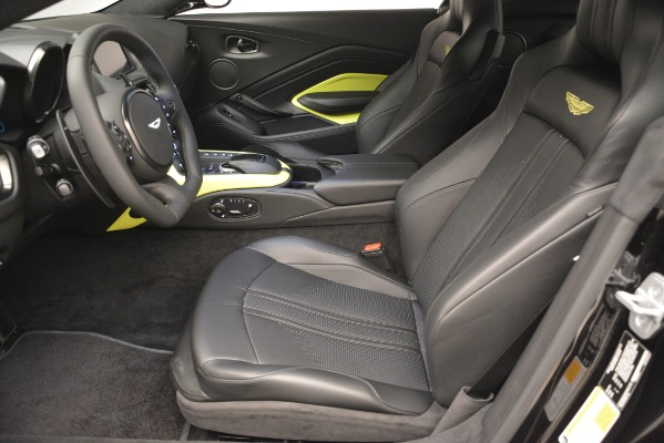 New 2019 Aston Martin Vantage Coupe for sale Sold at Maserati of Greenwich in Greenwich CT 06830 15