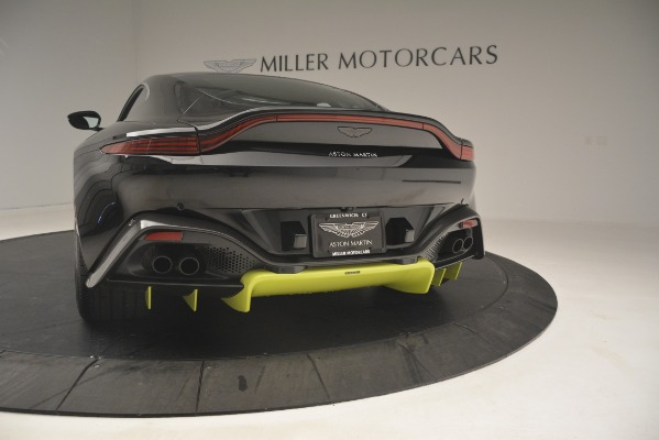 New 2019 Aston Martin Vantage Coupe for sale Sold at Maserati of Greenwich in Greenwich CT 06830 19