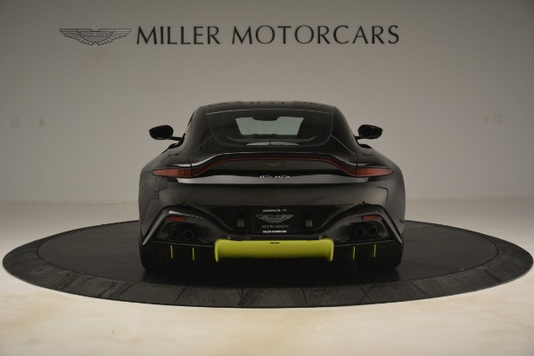 New 2019 Aston Martin Vantage Coupe for sale Sold at Maserati of Greenwich in Greenwich CT 06830 7