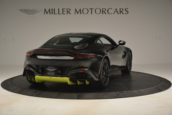 New 2019 Aston Martin Vantage Coupe for sale Sold at Maserati of Greenwich in Greenwich CT 06830 8