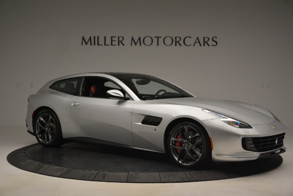 Used 2018 Ferrari GTC4LussoT V8 for sale $219,900 at Maserati of Greenwich in Greenwich CT 06830 10