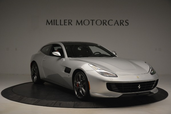 Used 2018 Ferrari GTC4LussoT V8 for sale $219,900 at Maserati of Greenwich in Greenwich CT 06830 11
