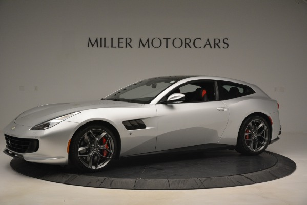Used 2018 Ferrari GTC4LussoT V8 for sale $219,900 at Maserati of Greenwich in Greenwich CT 06830 2
