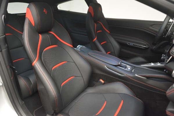 Used 2018 Ferrari GTC4LussoT V8 for sale $219,900 at Maserati of Greenwich in Greenwich CT 06830 20