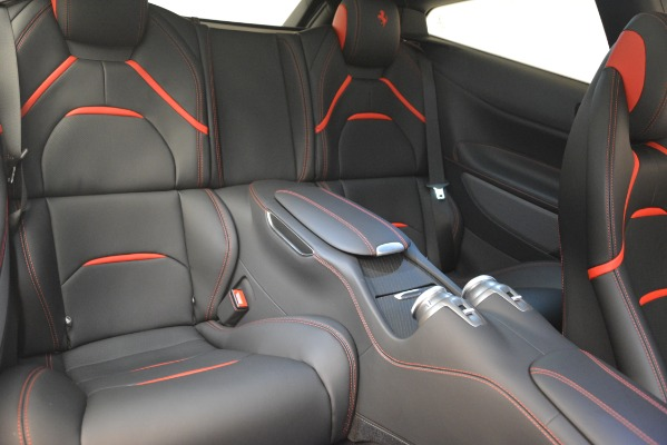 Used 2018 Ferrari GTC4LussoT V8 for sale $219,900 at Maserati of Greenwich in Greenwich CT 06830 21