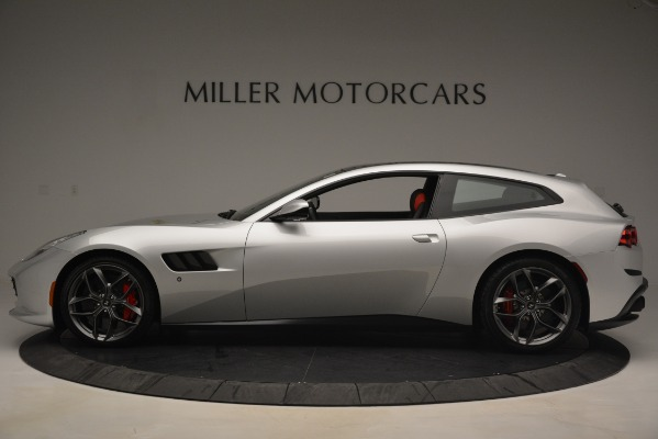 Used 2018 Ferrari GTC4LussoT V8 for sale $219,900 at Maserati of Greenwich in Greenwich CT 06830 3