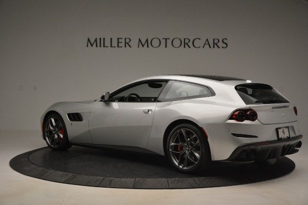 Used 2018 Ferrari GTC4LussoT V8 for sale $219,900 at Maserati of Greenwich in Greenwich CT 06830 4