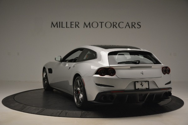 Used 2018 Ferrari GTC4LussoT V8 for sale $219,900 at Maserati of Greenwich in Greenwich CT 06830 5