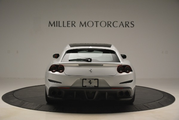 Used 2018 Ferrari GTC4LussoT V8 for sale $219,900 at Maserati of Greenwich in Greenwich CT 06830 6