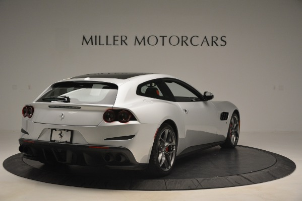 Used 2018 Ferrari GTC4LussoT V8 for sale $219,900 at Maserati of Greenwich in Greenwich CT 06830 7
