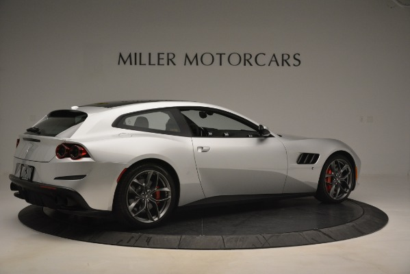 Used 2018 Ferrari GTC4LussoT V8 for sale $219,900 at Maserati of Greenwich in Greenwich CT 06830 8