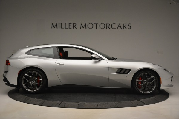 Used 2018 Ferrari GTC4LussoT V8 for sale $219,900 at Maserati of Greenwich in Greenwich CT 06830 9