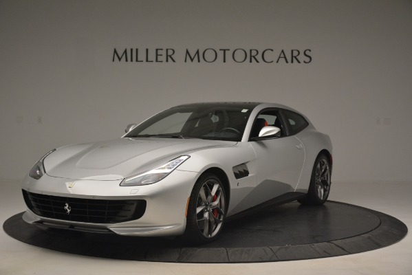 Used 2018 Ferrari GTC4LussoT V8 for sale $219,900 at Maserati of Greenwich in Greenwich CT 06830 1
