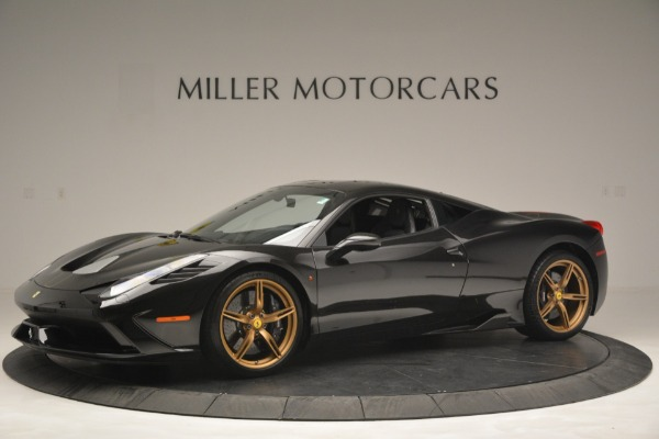 Used 2014 Ferrari 458 Speciale for sale Sold at Maserati of Greenwich in Greenwich CT 06830 2