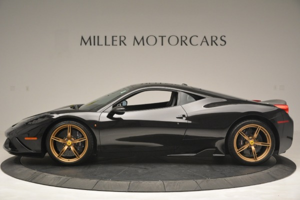 Used 2014 Ferrari 458 Speciale for sale Sold at Maserati of Greenwich in Greenwich CT 06830 3