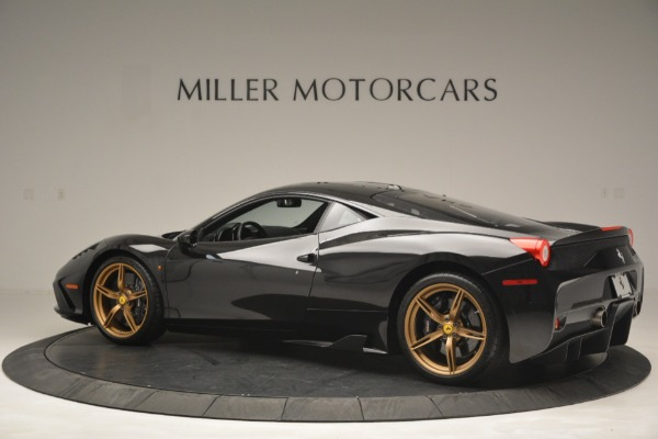Used 2014 Ferrari 458 Speciale for sale Sold at Maserati of Greenwich in Greenwich CT 06830 4