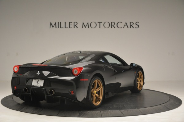 Used 2014 Ferrari 458 Speciale for sale Sold at Maserati of Greenwich in Greenwich CT 06830 7