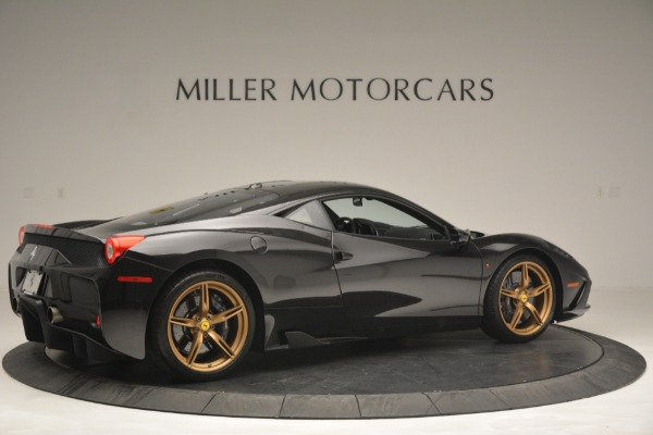 Used 2014 Ferrari 458 Speciale for sale Sold at Maserati of Greenwich in Greenwich CT 06830 8