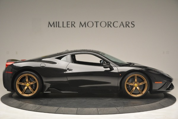Used 2014 Ferrari 458 Speciale for sale Sold at Maserati of Greenwich in Greenwich CT 06830 9