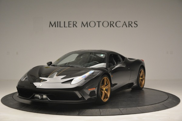 Used 2014 Ferrari 458 Speciale for sale Sold at Maserati of Greenwich in Greenwich CT 06830 1