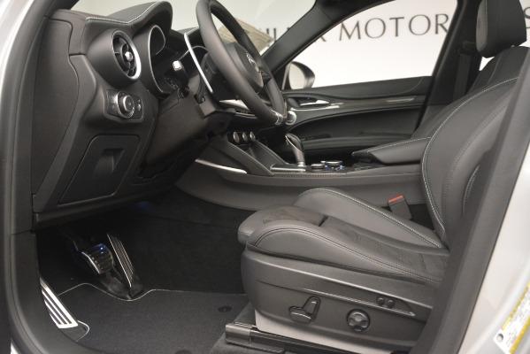 New 2019 Alfa Romeo Stelvio Quadrifoglio for sale $86,440 at Maserati of Greenwich in Greenwich CT 06830 14