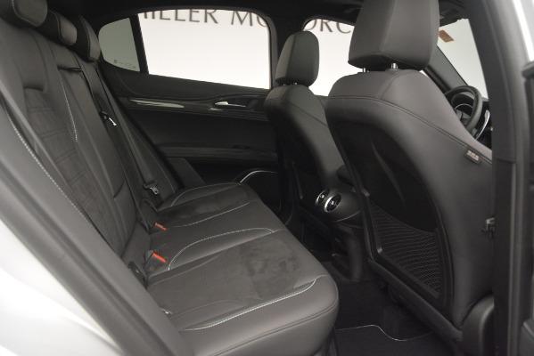 New 2019 Alfa Romeo Stelvio Quadrifoglio for sale $86,440 at Maserati of Greenwich in Greenwich CT 06830 27