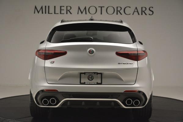 New 2019 Alfa Romeo Stelvio Quadrifoglio for sale $86,440 at Maserati of Greenwich in Greenwich CT 06830 6