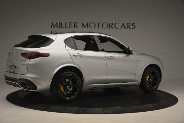 New 2019 Alfa Romeo Stelvio Quadrifoglio for sale $86,440 at Maserati of Greenwich in Greenwich CT 06830 8
