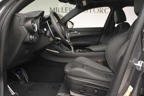 New 2019 Alfa Romeo Stelvio Quadrifoglio for sale Sold at Maserati of Greenwich in Greenwich CT 06830 15