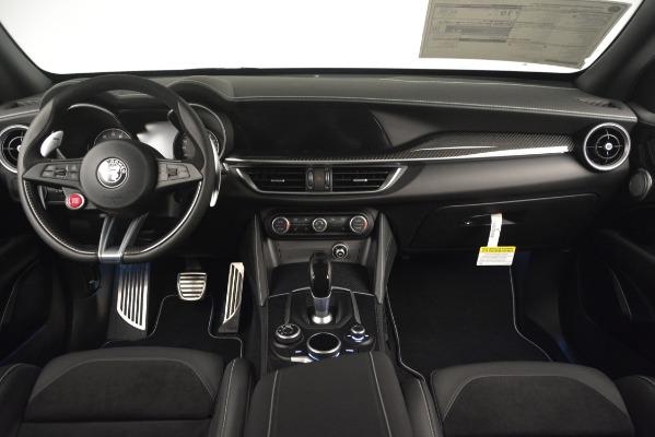 New 2019 Alfa Romeo Stelvio Quadrifoglio for sale Sold at Maserati of Greenwich in Greenwich CT 06830 17