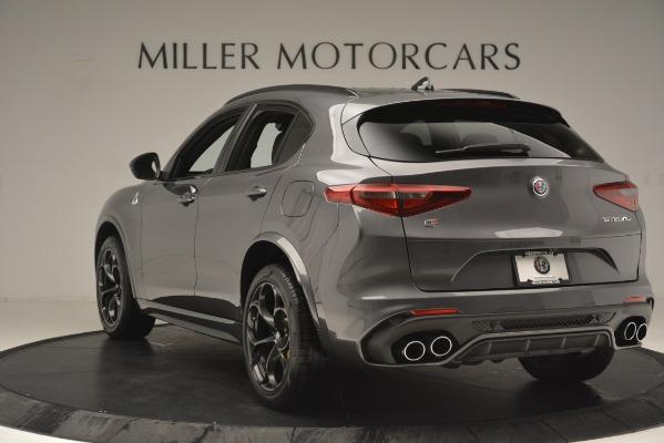 New 2019 Alfa Romeo Stelvio Quadrifoglio for sale Sold at Maserati of Greenwich in Greenwich CT 06830 5