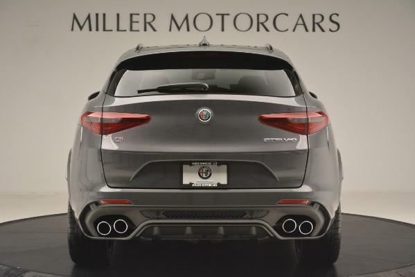 New 2019 Alfa Romeo Stelvio Quadrifoglio for sale Sold at Maserati of Greenwich in Greenwich CT 06830 6
